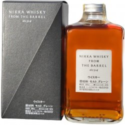 Nikka from the Barrel 51,4 % 0,5 l