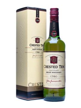 Jameson Crested Ten 40 % 0,7 l