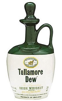 Tullamore Dew Irish Whiskey Crock 40 % 0,7 l