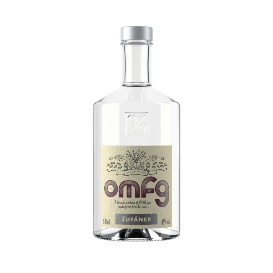 OMFG Oh * Gin! 45 % 0,5 l